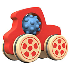 BeginAgain Toys Nubble Rumblers Wooden Truck