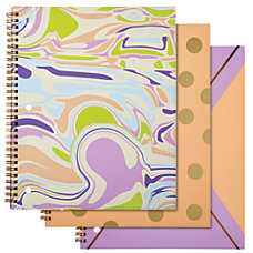 Divoga Spiral Notebook Whimsical Wonder Collection