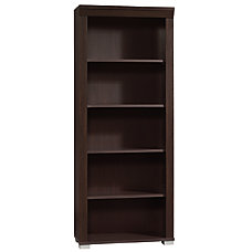Sauder Town Collection 5 Shelf Library