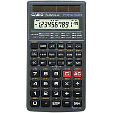 Casio FX 260Solar Scientific Calculator
