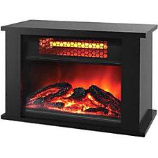 Lifesmart ZCFP1014US Mini Infrared Fireplace