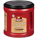 Folgers Country Roast Coffee 345 Oz