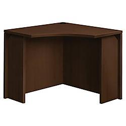 HON 10500 Series Curved Corner Desk