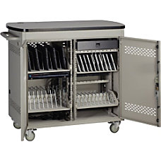 Black Box iPad and Tablet Cart