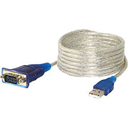 Sabrent USB to RS 232 DB9