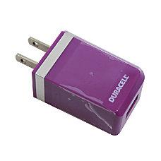 Duracell USB 5 Watt AC Charger