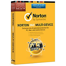 Norton 360 Multi Device 20 For