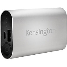 Kensington 5200 USB Mobile Charger Silver
