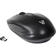V7 Wireless Mobile Optical Mouse