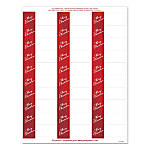 Great Papers Holiday Address Labels Merry