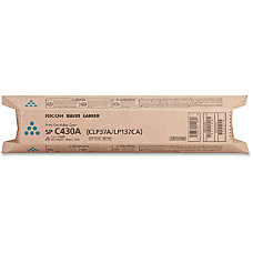 Ricoh SP C430A Original Toner Cartridge