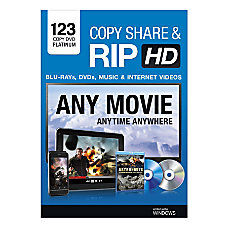 123 Copy DVD Platinum 2014 Traditional