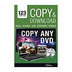 123 Copy DVD 2014 Traditional Disc