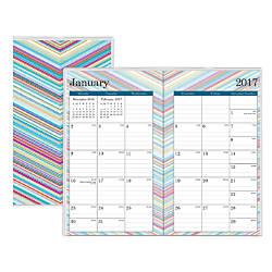 Blue Sky 24 Month Pocket Planner