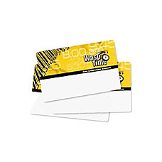 Wasp 633808550646 Employee Time Card
