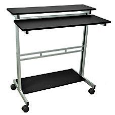Luxor Standup Desks 46 H x