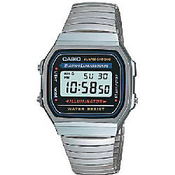 Casio A168W 1 Classic Wrist Watch