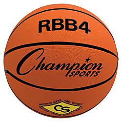 Champion Sports Intermediate Size Basketball Intermediate
