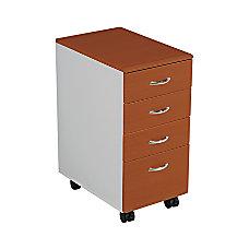 Balt iFlex File Cabinet Cherry