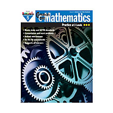 Newmark Learning Common Core Mathematics Book