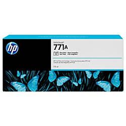 HP 771A Original Ink Cartridge Photo