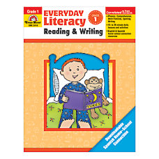 Evan Moor Everyday Literacy Reading And