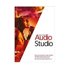 Sound Forge Audio Studio 10 Download
