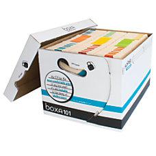 BOXA 101 Storage BoxTote With Lift