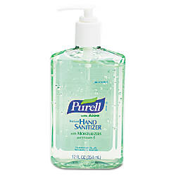 Hand sanitizer as poison for adults think