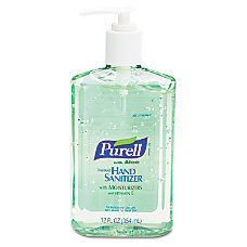 Purell Instant Hand Sanitizer w Aloe