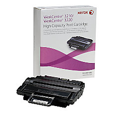Xerox 106R01486 High Yield Black Toner