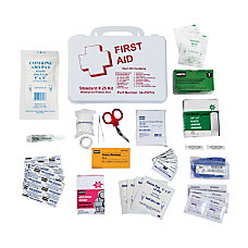 DMI 25 Person Basic First Aid