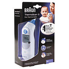 Braun ThermoScan Ear Thermometer with ExacTemp
