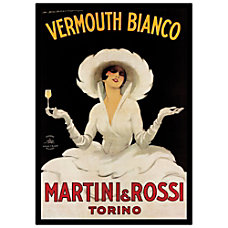 Trademark Global Vermouth Bianco Martini Rossi