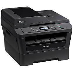 Brother® DCP-7065DN Monochrome Laser All-In-One Printer, Copier, Scanner