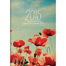 Orange Circle Studio Monthly Pocket Planner