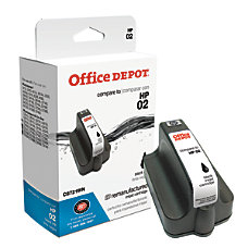 Office Depot Brand OD02K HP 02