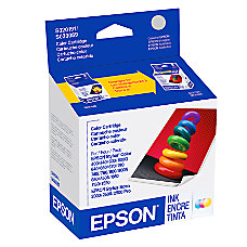Epson S191089 S Tricolor Ink Cartridge