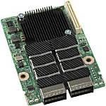 Intel QDR InfiniBand ConnectX 3 IO