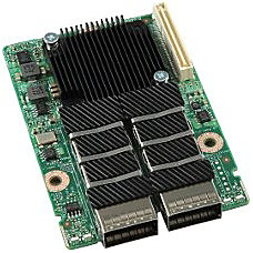 Intel QDR InfiniBand ConnectX 3 IO