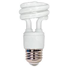 Satco T2 Fluorescent Soft White Spiral