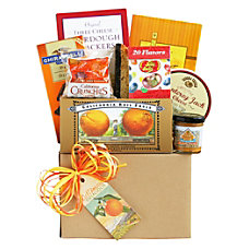 Givens Gift Basket California Dreaming Gourmet