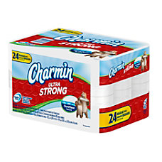 Charmin Regular Ultra Strong 2 Ply