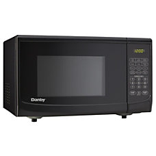 Danby DMW111KBLDB Microwave Oven