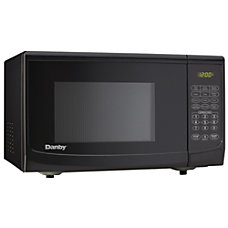 Danby 07 Cu Ft Microwave Black
