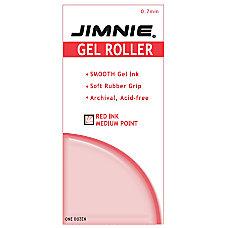 Zebra Jimnie Gel Ink Rollerball Pens