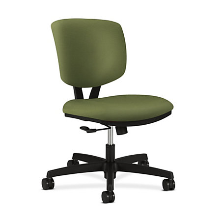 HON Volt Task Chair 40 H X 25 34 W X 18 34 D Inertia Clover By Office Depot