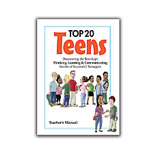 The Master Teacher Top 20 Teens