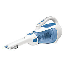 Black Decker DustBuster Cordless Bagless Hand