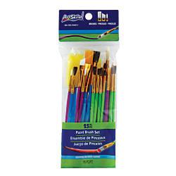 Artskills 25 Piece Paint Brush Set